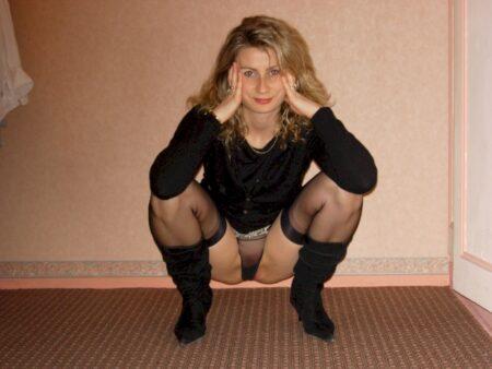 Femme coquine soumise pour amant clean assez souvent disponible