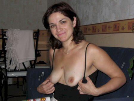 Femme mature docile pour mec séduisant